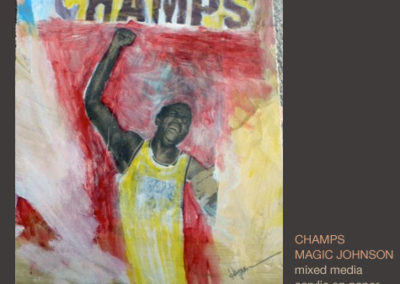 Champs Magic Johnson